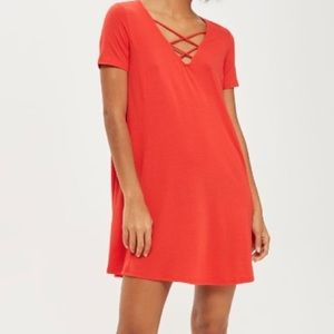 TOPSHOP SHIRT DRESS